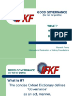 Good Governance for not for profits.ppt