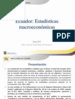 Est Macro 062011