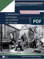 Programme Rencontre Pole 2013