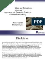 Avtar Singh Comm&Derivative-Jkt