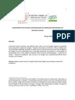 A IMPORTÂNCIA DO ESTÁGIO SUPERVISIONADO NA FORMAÇÃO PROFISSIONAL DO ASSISTENTE SOCIAL