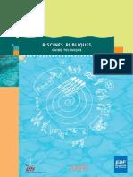 Edf Guide Technique Piscine Publique