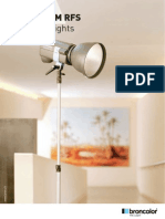 Broncolor Studio Light Monolights Minicomrfs En