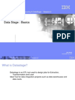 DataStage Basics
