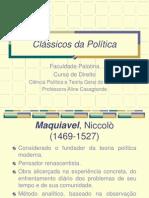 TGE_Classicos Da Politica