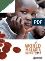 Malaria Who