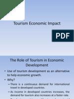 Tourism Economic Impact
