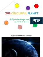 Our Colourful Planet