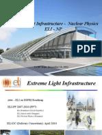 Proiecte Si Afaceri de Succes - Institutul de Fizica Si Inginerie Nucleara Horia Hulubei