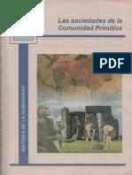 HistoriaDeLaHumanidad_IIISociedadesComunidadPrimitiva