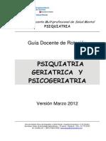 GuiaRot PSQ-PsiqGeriatria 2012