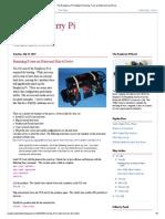 RPi Buying Guide | Secure Digital | Usb