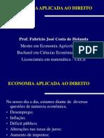Economia Aplicada Ao Direito 2013