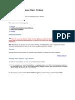 Installing Oracle Database 11g.docx