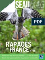 Rapaces de France n°15 (extrait)