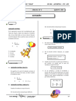 III BIM - Aritmetica - 5to. año -  Guía 8 - Division (vale)