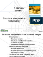 5. Task Geoscience - Structural Interpretation Methodology