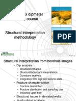 5. Task Geoscience - Structural Interpretation Methodology