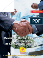 Manual de Buenas Practicas de Contratacion- Segunda Edicion