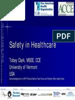 Clark Safety in HC Monday 14 30