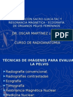Extra Clase - Radiologia Pelvis - Dr. Martinez