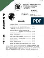NASA Skylab 3 Press Kit