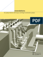 Flygt Design Recommendations for Centrifugal Pumps