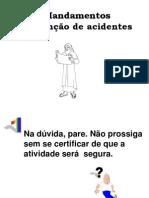 10 MANDAMENTOS DA PREVEN+ç+âO
