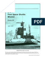 NASA Space Shuttle STS-1 Press Kit