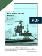 NASA Space Shuttle STS-1 Press Kit