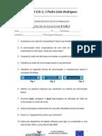 CEF - Teste Redes 1 3P