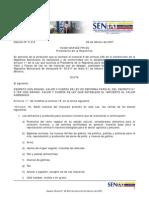 Decreto IVA 5212 Reduccion