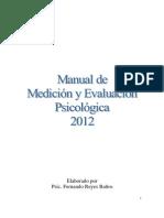 Manual Del Curso - 2012