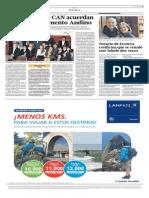Gobiernos de La CAN Acuerdan Cerrar El Parlamento Andino