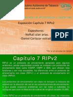 Exposición Capítulo 7 RIPv2