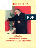 Albania is Forging Ahead Confidently and Unafraid