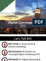 Digital Convergence Marketing Public Relations