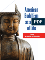33684704 American Buddhism as a Way of Life
