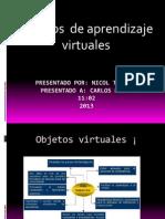 Objetivo de Aprendizaje Virtual