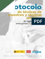 Protocolo Muestreo Analisis Contaminantes...