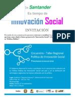 En Santander es tiempo de Innovación Social