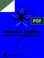 Magickal Curriculum