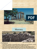 Greek Masonry