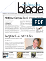 Washingtonblade.com, Volume 43, Issue 39, September 27, 2013