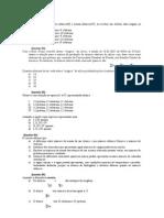 lista de exercícios - partículas fundamentais