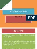 Alfabeto Latino