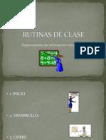 Rutinas de Clase