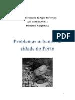Problemas Urbanos Na Cidade Do Porto2
