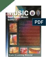 Music Module 2nd Qtr Grade 8