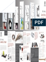 Jewellery and Object leaflet